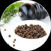 Piperinox Ingredients Black Pepper Fruit Extract